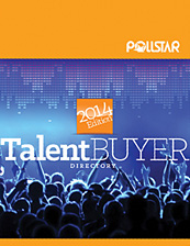 Pollstar Talent Buyer Directory